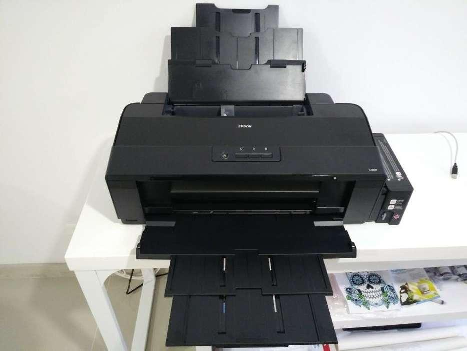 Vando Impresora Epson Negociable