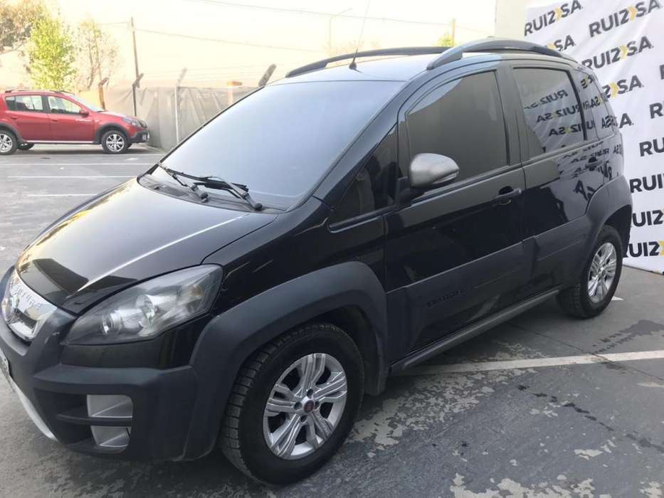 Fiat Idea 2013 - 130764 km