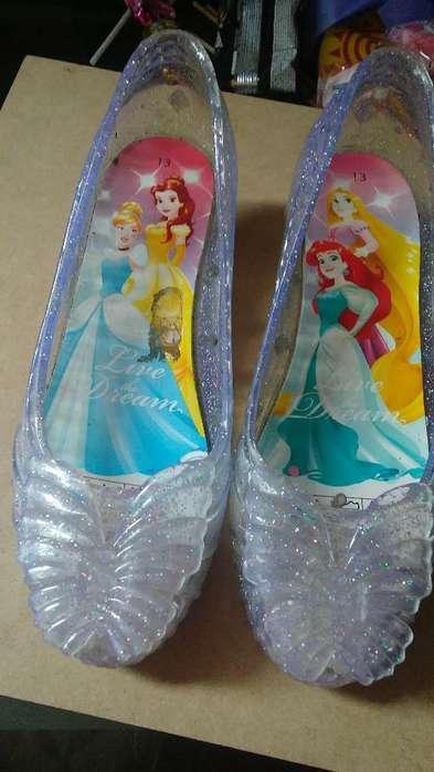 Zapatos Cinderella