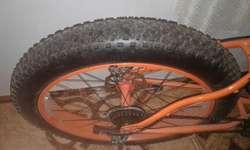 Bicicleta Llanta Grande
