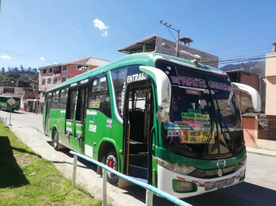 Se Vende Bus Urbano 2013