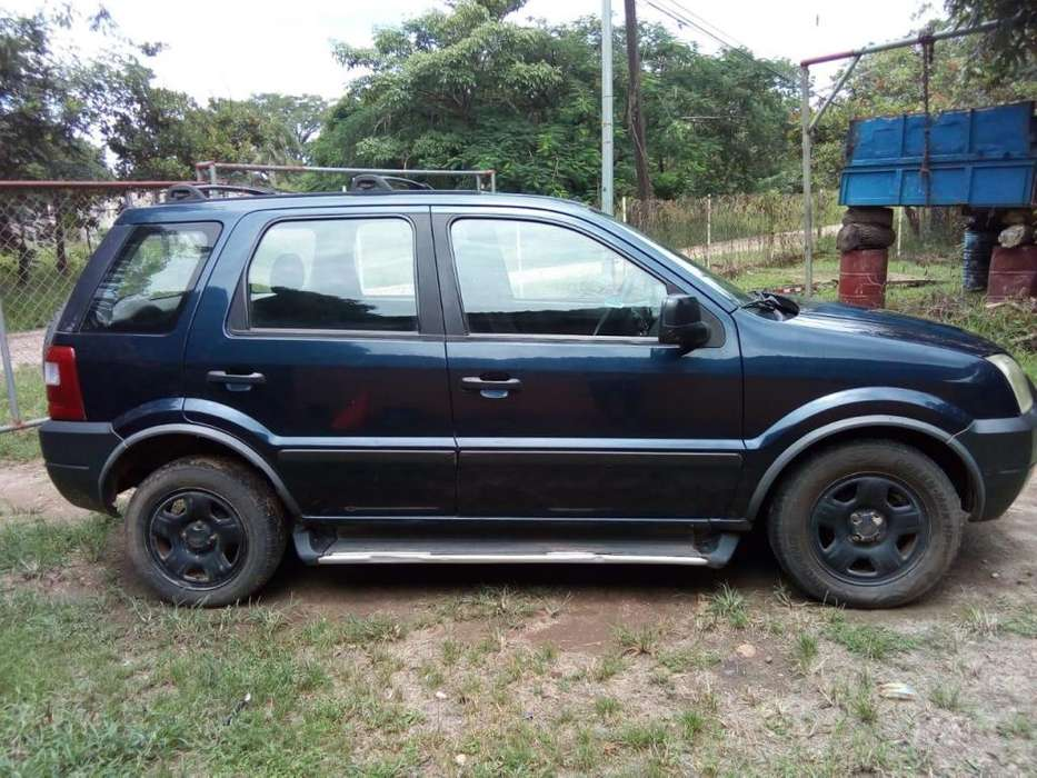 Ford Eco Sport 2007 - 1000 km