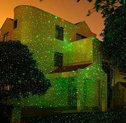 edcfec95c60 ... Proyector Laser Navidad Luces Led Figuras De Navidad ...