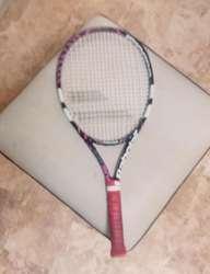 Raqueta. Tenis