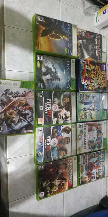 Cds Xbox 360