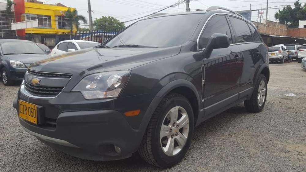 Chevrolet Captiva 2015 - 80000 km