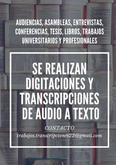 Transcripciones Y Digitaciones