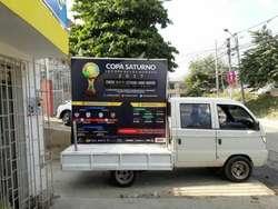Carro Valla en Cartagena