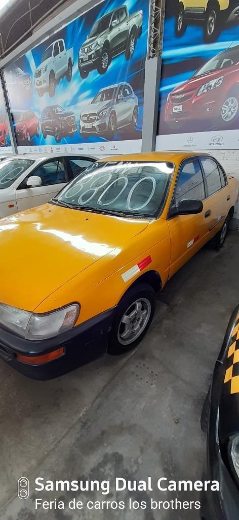 Toyota Corolla Del 93