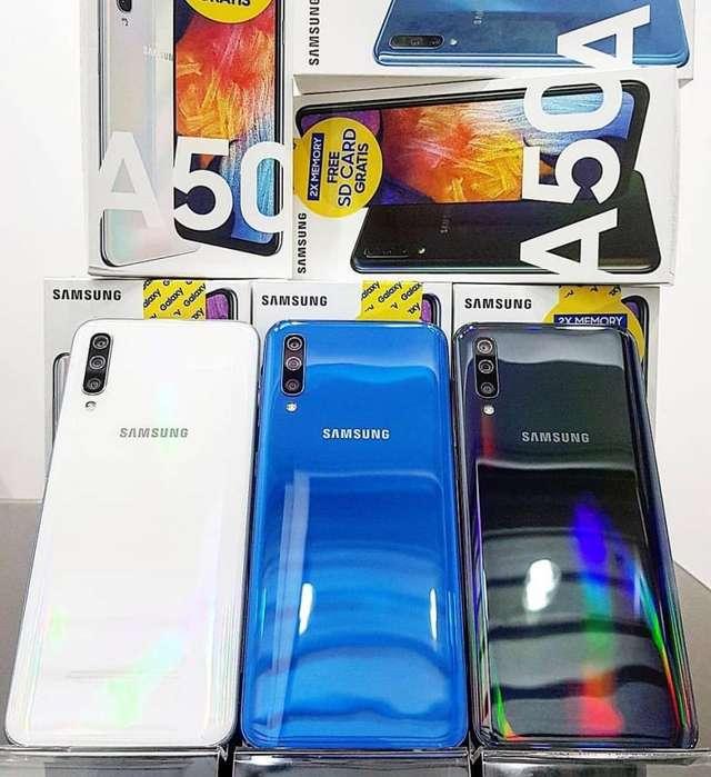 Samsung A50 64GB Nuevos Sellados Garantía