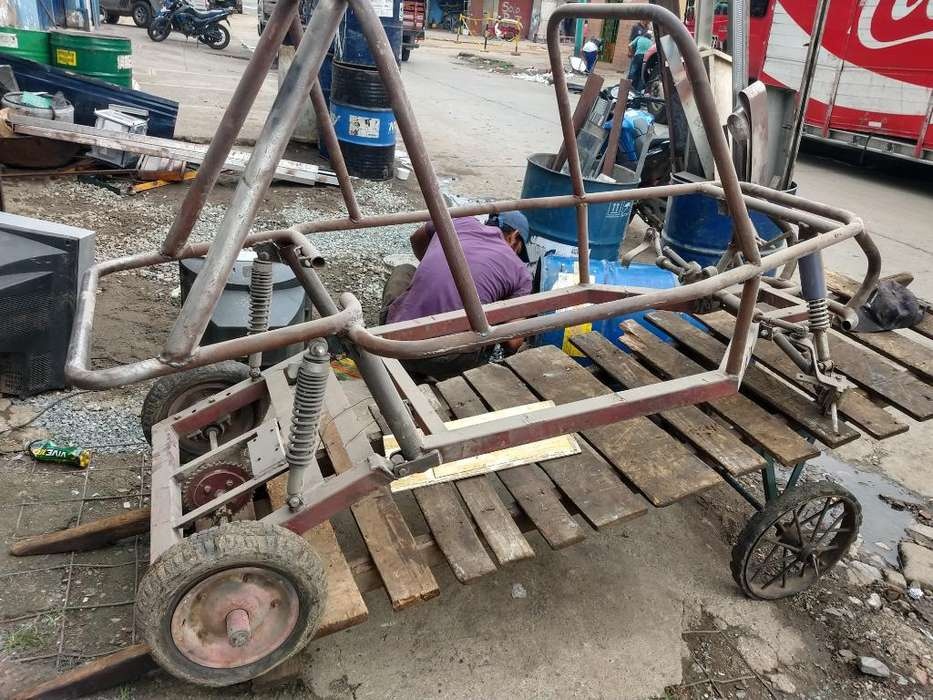 Chasis de Buggy 400.000