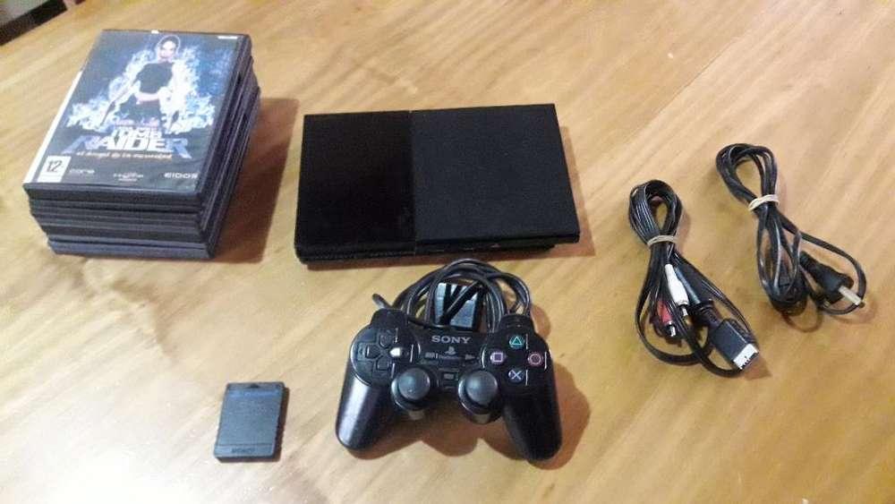 Vendo O Permuto Playstation 2 Chipiada