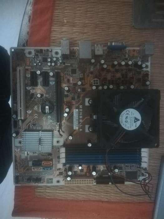 Board con Procesador Amd Dr2