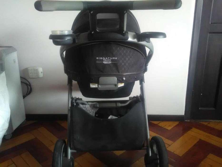 <strong>coche</strong> para bebe Graco signature