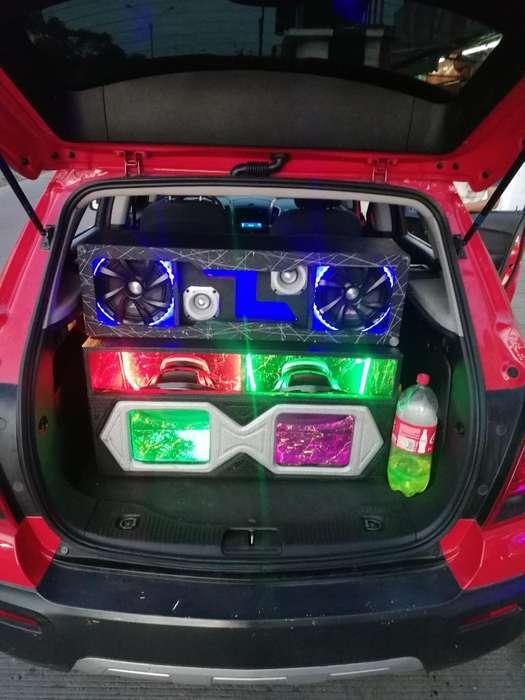 Instalación de Sonido para Carros Cali