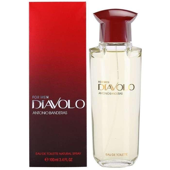 Perfume Antonio Banderas Diabolo 100 Ml
