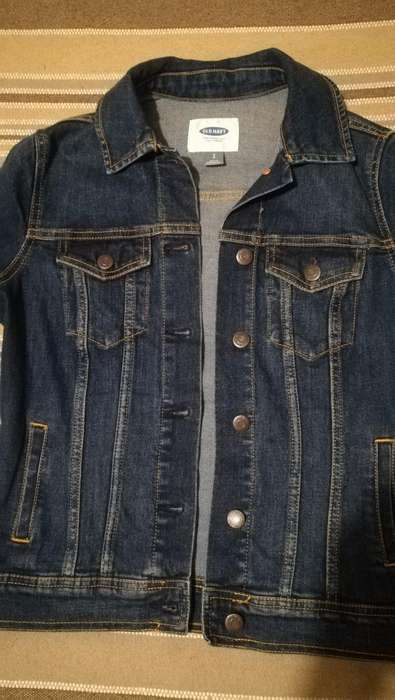 Campera Jean Old Navy Mujer Talle S Eeuu