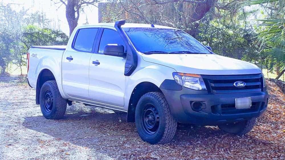 Ford Ranger 2013 - 120000 km