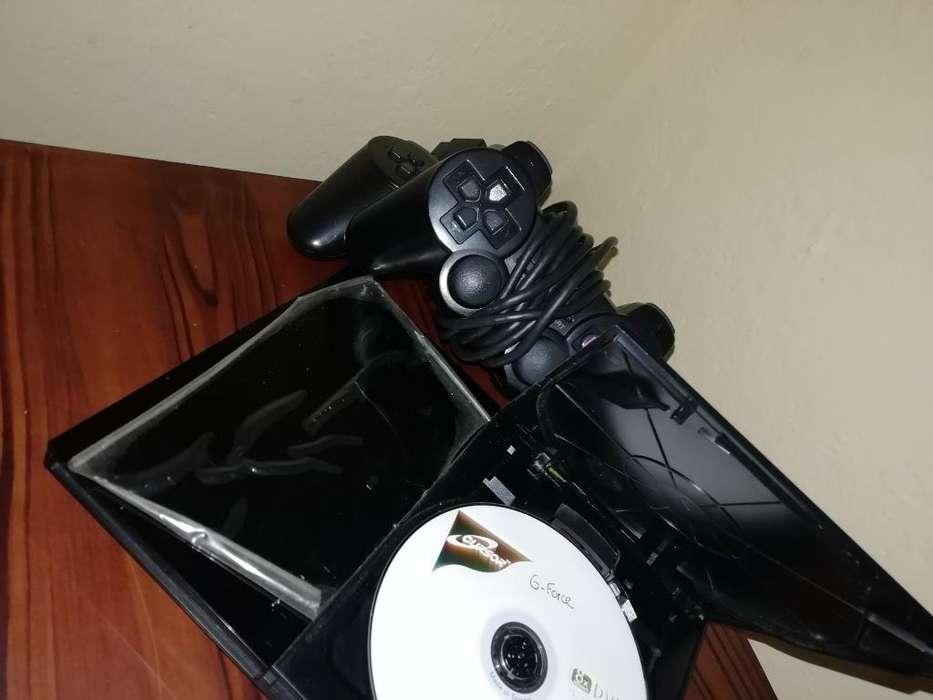 Playstation2, Semi Nuevo, Incluye Juegos