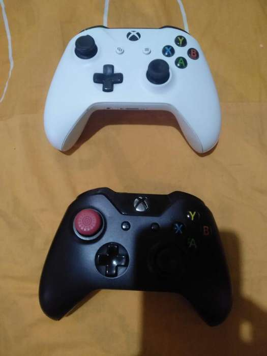 Controles de Xbox One Y Pc