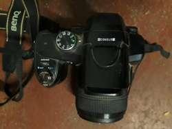 CÁMARA FOTOGRÁFICA BENQ GH-800 (ICA-ICA-ICA)