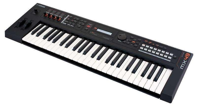 sintetizador yamaha