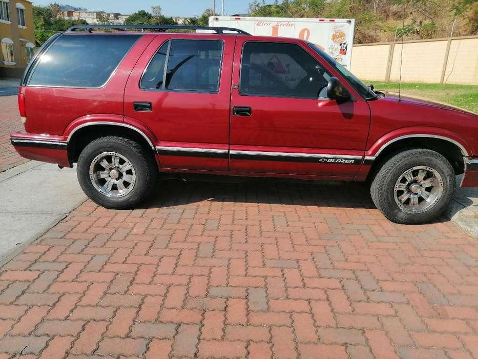 Chevrolet Blazer 1995 - 120 km