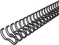 Anilladora Dobleo O Metalico 2:1 Hueco Cuadrado