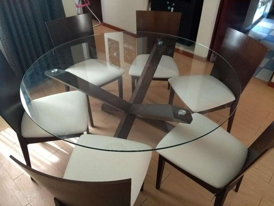 Mesa de Vidrio - Comedor
