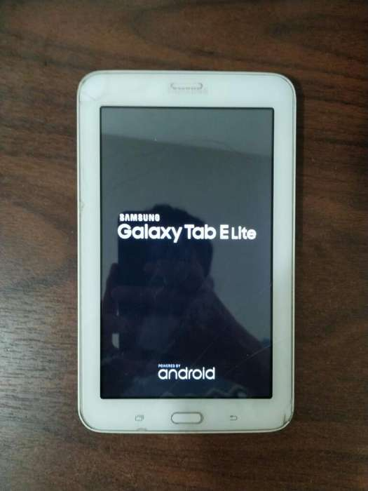 Tablet Samsung Tab Elite