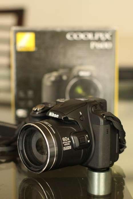 Camara Nikon Coolpix P600 60x
