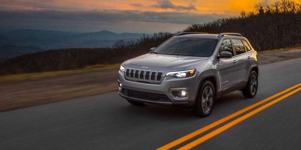 JEEP Cherokee 2019 - 0 km
