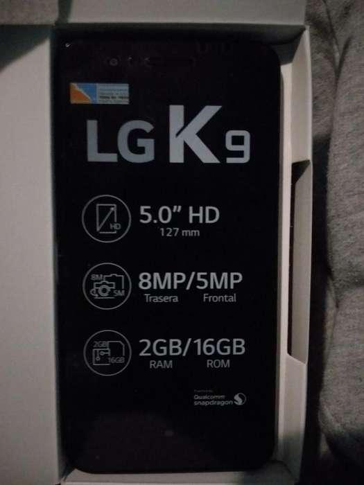 Lg K9 Nuevo Liberado