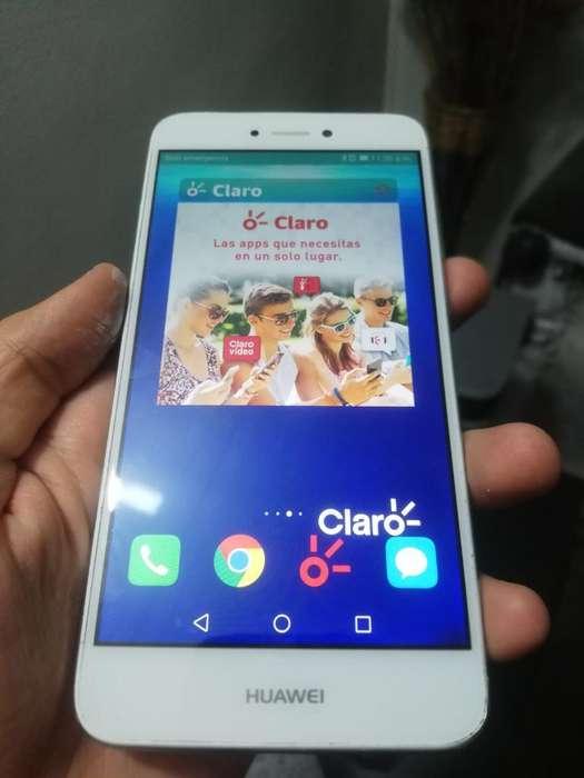 Huawei P9 Lite , Huella, Funcionamiento