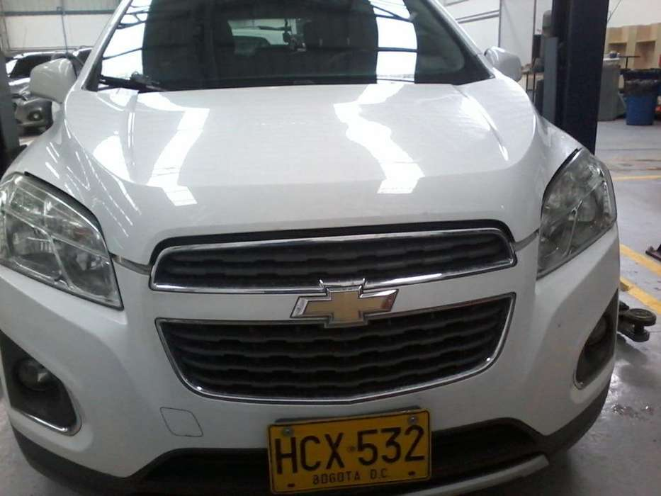 Chevrolet Tracker 2014 - 67298 km