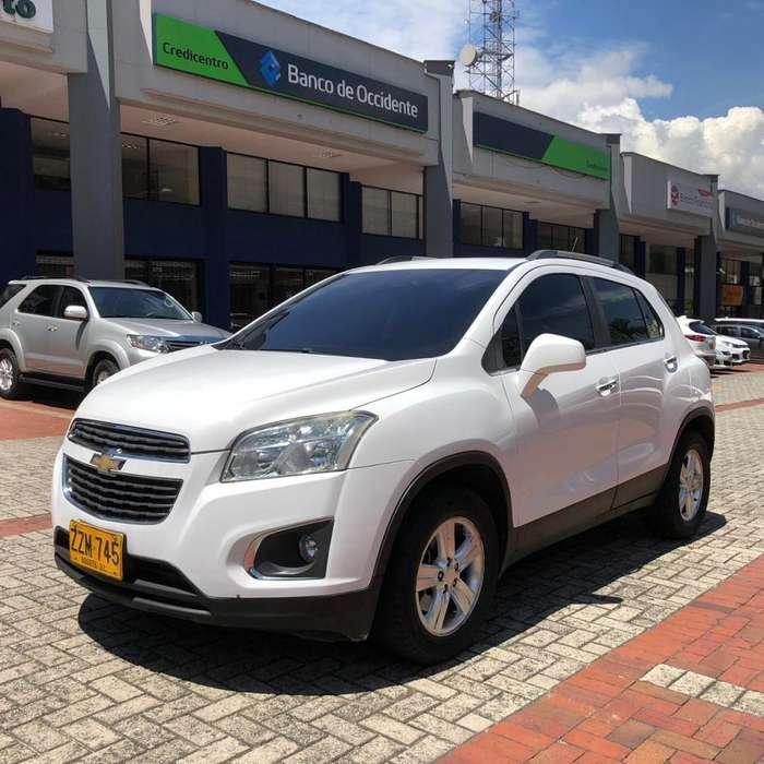 Chevrolet Tracker 2015 - 50000 km