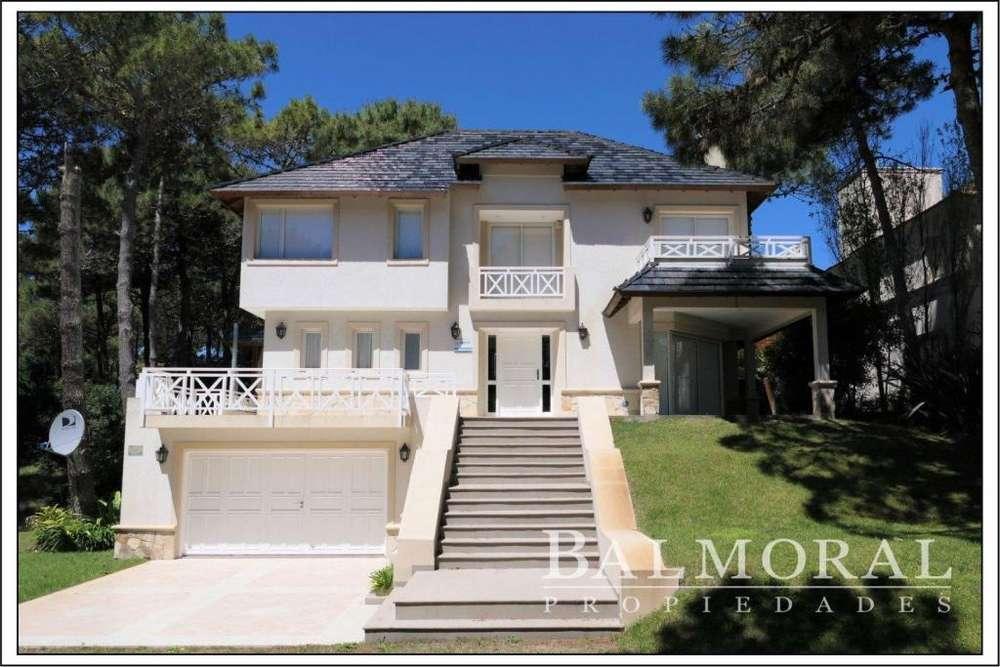 Ref: 8829 - Casa en alquiler, Pinamar Norte , Zona Tennis Ranch
