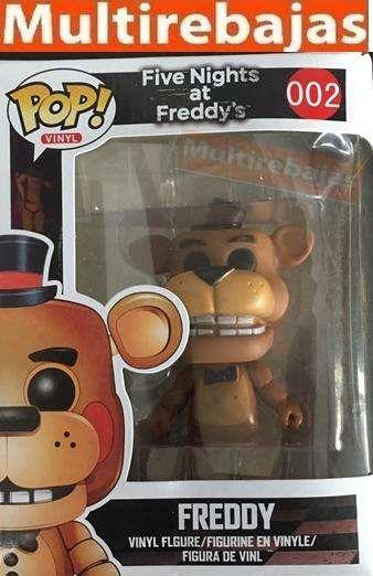 Muñeco Funko Pop Freddy
