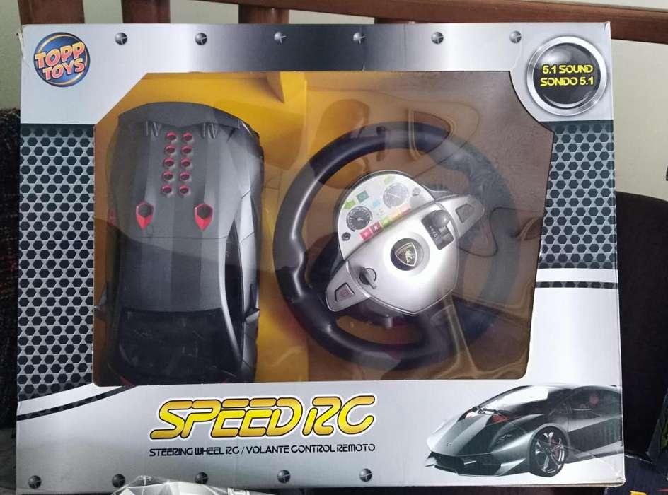 Carro a Control Remoto Lamborghini Elemento