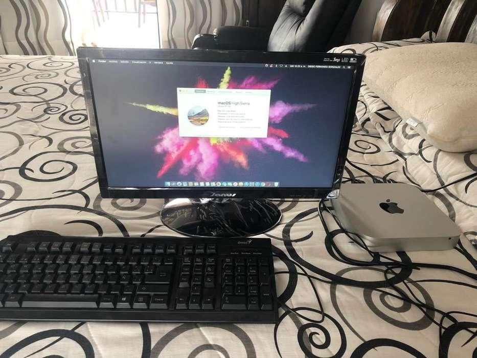 Apple Mac Mini 2014 Corei5 1,4