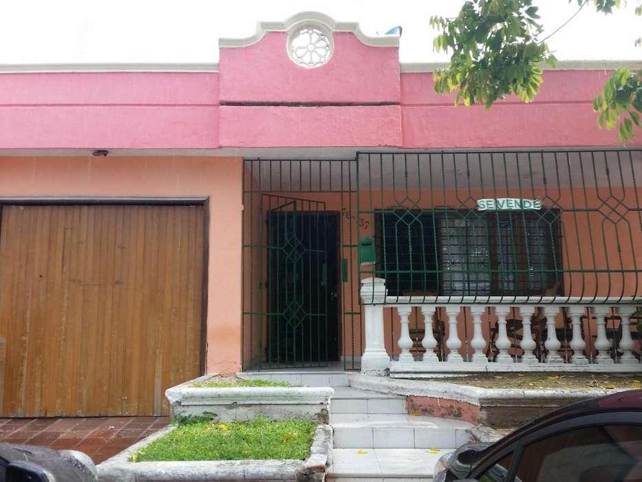 Vendo casa barrio el Porvenir sector norte B/quilla Area: 400 mts2