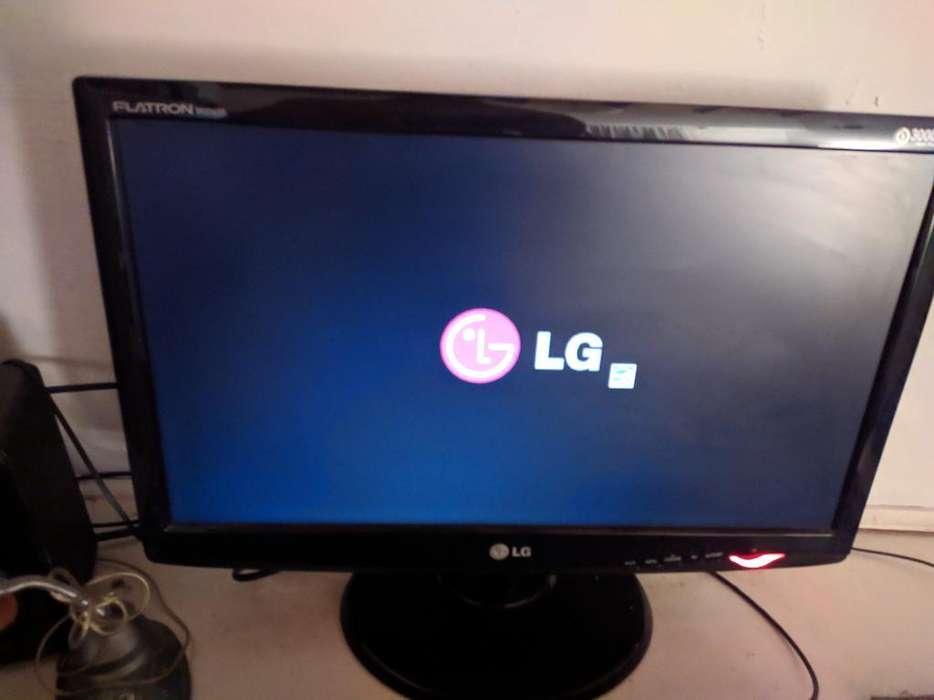 Monitor Lg 18 Pulgadas