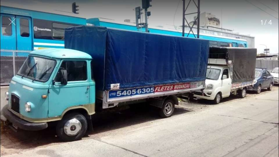 Camion Rastrojero Frontal Titular Vende