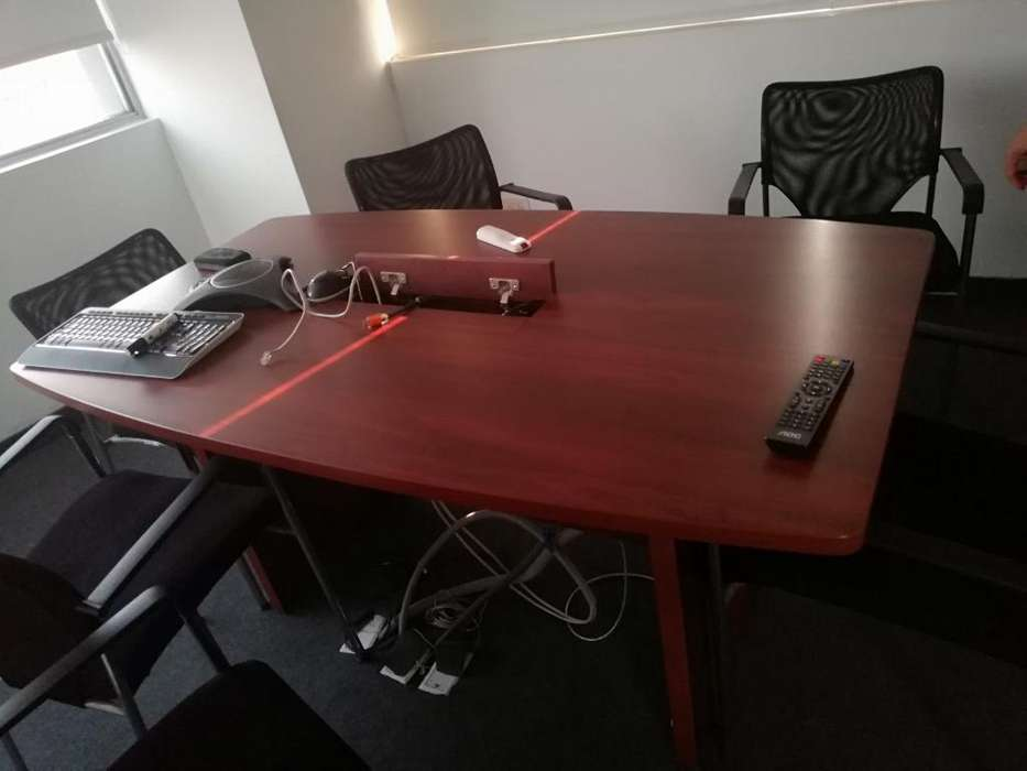 Mesa de Reunion Gerencial