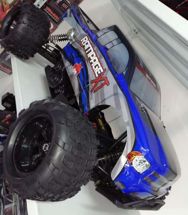 Carro Monster Truck Gasolina 1:5 Gigante