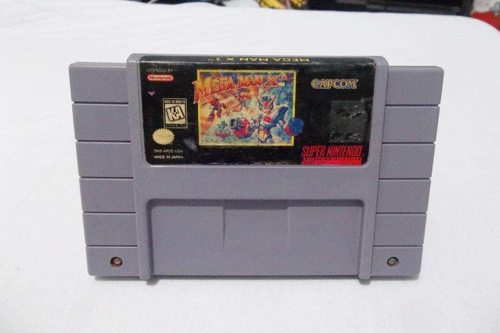 Mega Man X3 Super Nintendo SNES - Pixelfunk