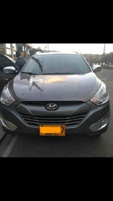 Hyundai Tucson ix-35 2012 - 95800 km