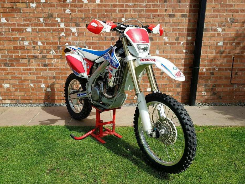 <strong>honda</strong> CRF450x RL 2016 - Excellent Condition