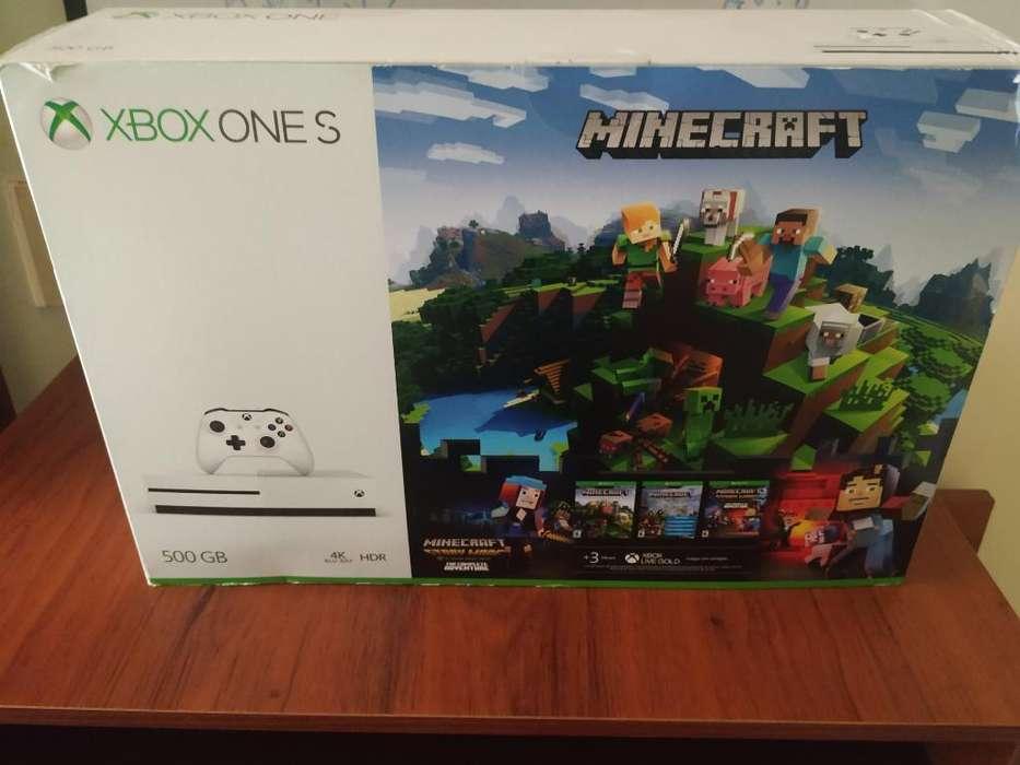 Consola Xbox One S -620.000 Precio Único