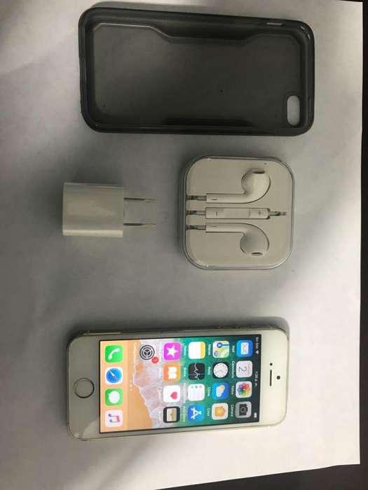 9103f7bc964 iphone 5s como ipod, libre de icloud, con accesorios